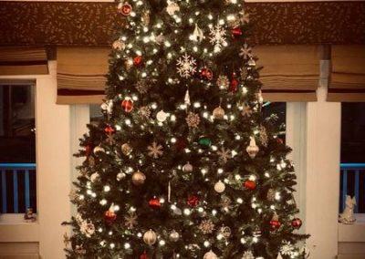 Brownway Residence Christmas Tree
